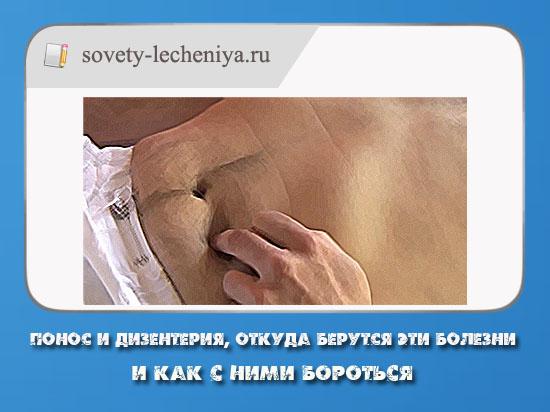 ponos-i-dizenteriya-otkuda-berutsya-eti-bolezni-i-kak-s-nimi-borotsya